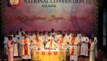 Inaugural Mass : IInd National Convention, Kolkata