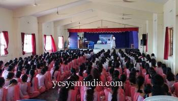 YCS/YSM Retreat held at Shimoga Diocese, Karnataka Region