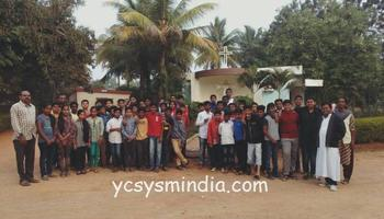 YCS YSM Winter Camp by Hyderabad Archdiocese, Telengana Region