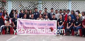 Faith formation & Leadership training , Aizawl diocese, Northeast Region