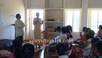 YCS YSM Animators Evaluation Meeting & Training : Udupi diocese