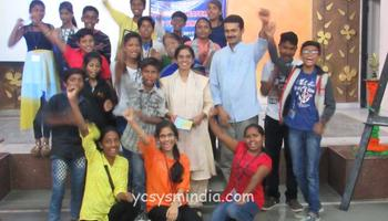 YCS/YSM India NSLTP, Nagpur : Day 3