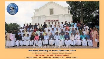 National Youth Commission of CCBI holds National Meeting of Youth Executive Secretaries / Directors