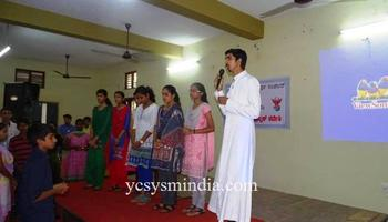 "YCS Karkal Deanery, Udupi Diocese ""Beginner's Camp"" held"