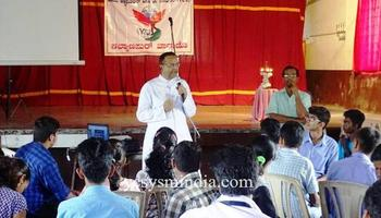 "YCS Kallianpur Deanery, Udupi Diocese ""Beginner's Camp"" held"