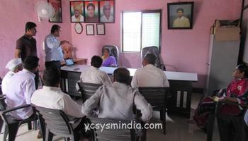 National Volunteer's Visit - Gulbarga Diocese, Karnataka Region