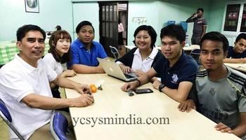 IYCS Asia Interim Coordination Team for the year 2017-2018