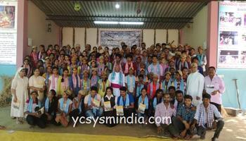 YCS/YSM Village Exposure Program, Shimoga diocese, Karnataka Region