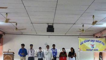 "YCS Kundapur Deanery, Udupi Diocese - ""BEGINNERS CAMP"" held"