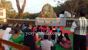 YCS Rosary Meet held in Mangalore Diocese