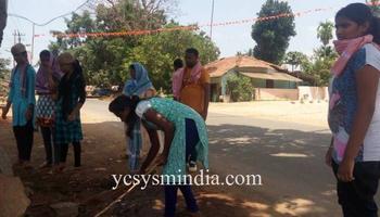YCS YSM Village exposure Program, Shimoga Diocese, Karnataka Region - Day 1
