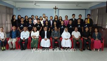 Animators Training Program, Aizawl diocese, Northeast Region