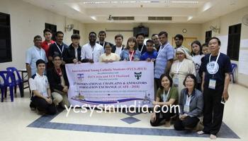 Day-2: 2nd IYCS International Chaplains and Animators Formation & Exchange (I-CAFE)