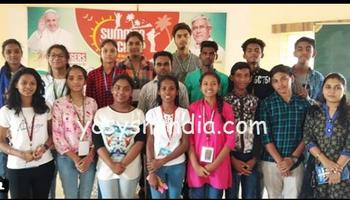 Summer Camp for YCS Archdiocese of Bhopal