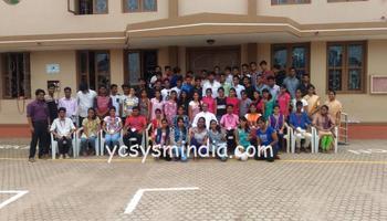 "Young Catholic Students (YCS) Mangalore holds ""Jinye Spandan - 2017"" : May 7 - 11"