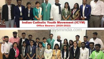 ICYM National Council Elects its Office Bearers
