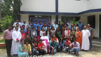 NSLTP- National Students Leadership Training Program held at Hyderabad