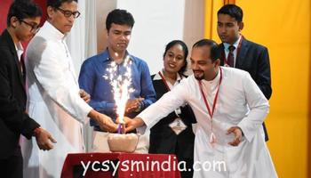 'Flair 2019', a diocesan level talents exposition event with the tag line 'Fragrance of Talents,' held at Mangalore